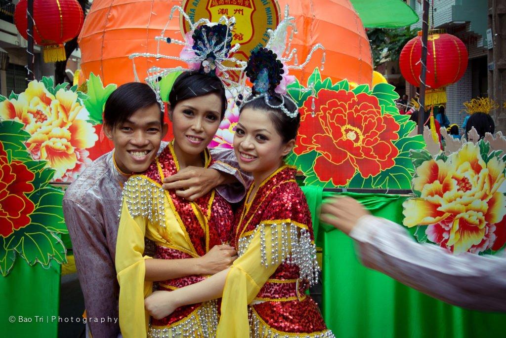 Fête Nguyên Tiêu 2012 - Saigon, Vietnam
