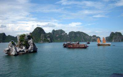 Les mystères de la baie d'Ha Long