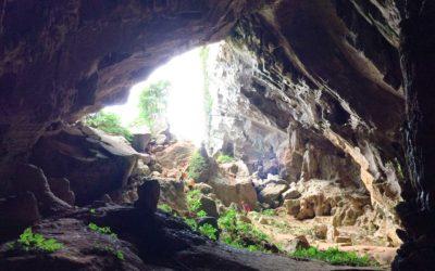 Découverte de 5 grottes à Minh Hoa, Quang Binh