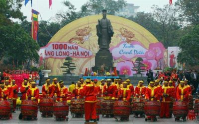 Millénaire de Thang Long-Hanoi : d'anciennes danses ressuscitent