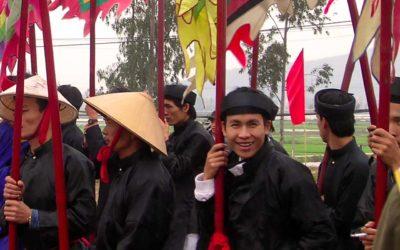 Les duos d'amour, mode de préservation à Bac Ninh