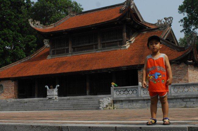 Duong Lam – Pagode Thay