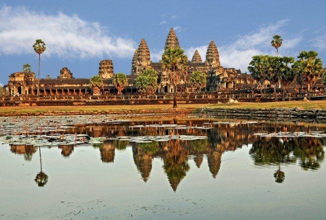Angkor par Dennis Jarvis