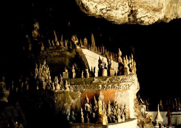 Grotte de Pak Ou par exilism