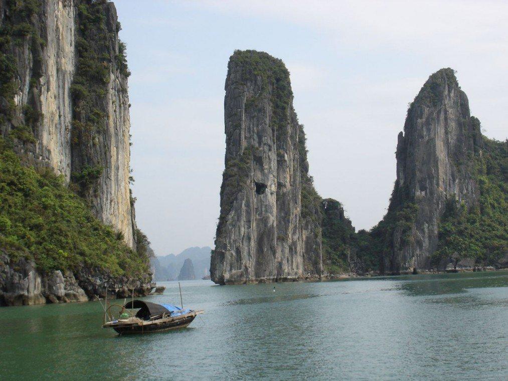 Baie d'Halong par Ms Saigon
