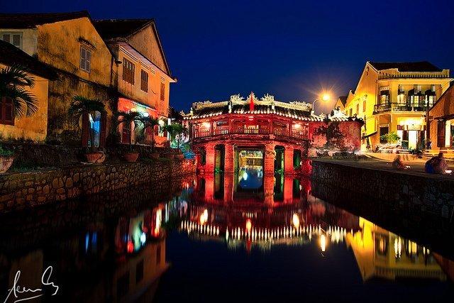 Pont Japonais - Hoi An par Sacha Fernandez