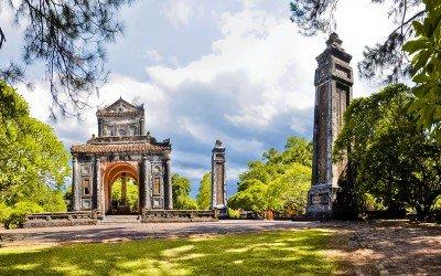 Visiter Hué l'impériale, et profiter de ses festivals