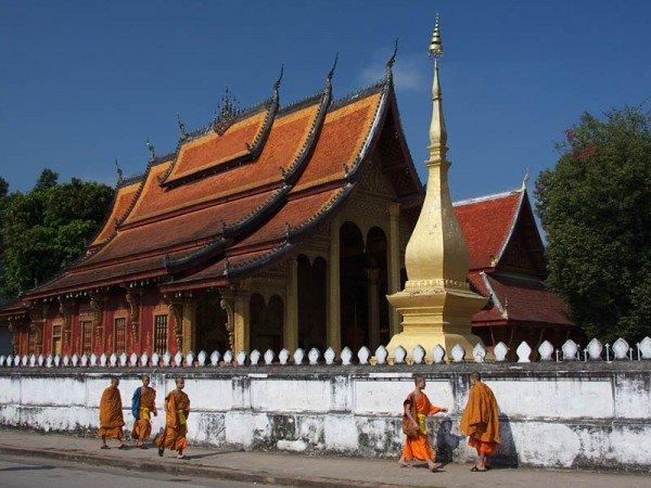 Luang Prabang par Jean-Marie Hullot