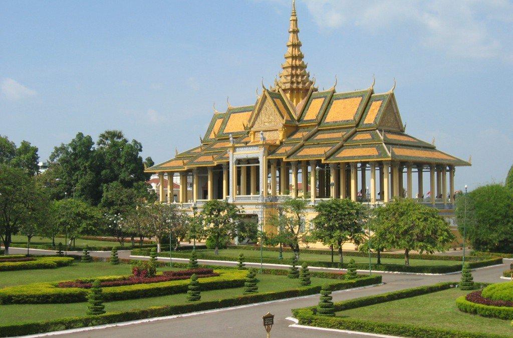 Portrait du Cambodge