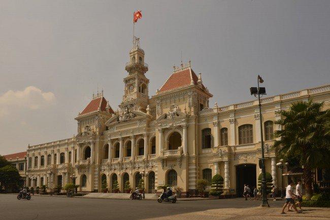 Ho Chi Minh Ville par Tartarin2009