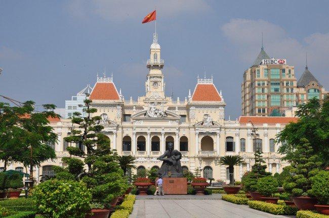 City Hall par John Benwell