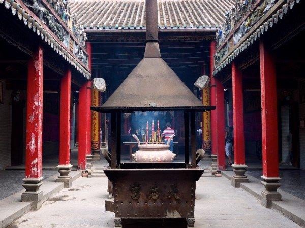 Thien Hau temple par Derrick S.
