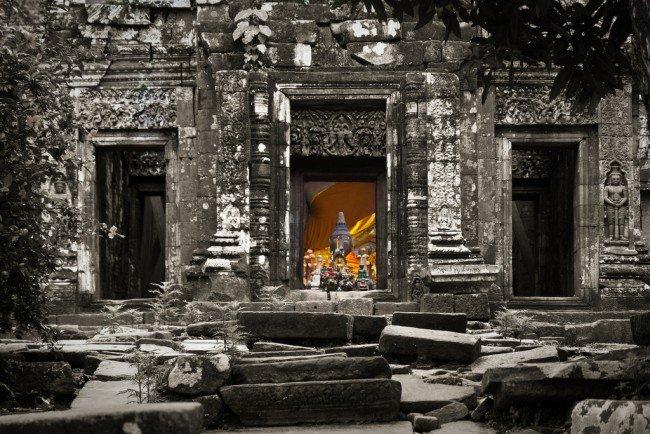 Wat Phou par Xavi