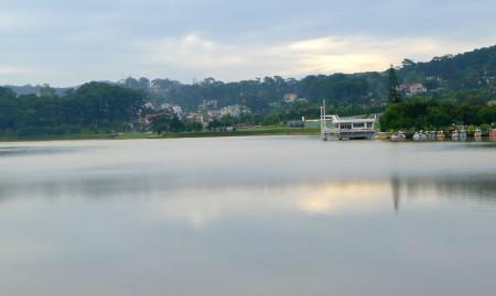 Le Lac Xuan Huong par Bang Nguyen