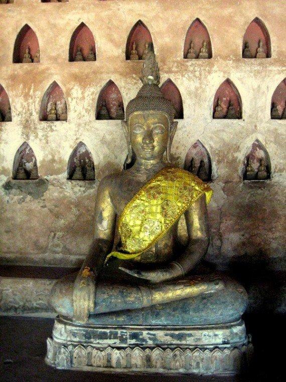 Bouddha - Wat Sisaket par Thomas Wanhoff