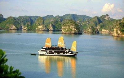 Les merveilles du Vietnam : la Baie d'Ha Long