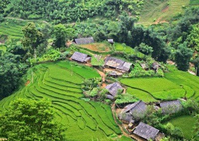 Entre Eau et Montagne au Vietnam