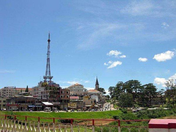 Centre de Dalat, Vietnam
