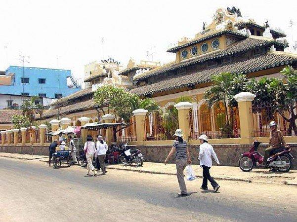 Ba Chua Xu - Province de Chau Doc - Vietnam