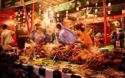 Les 7 plats à tester lors de votre voyage en Birmanie