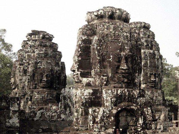 Bayon - Angkor, Cambodge