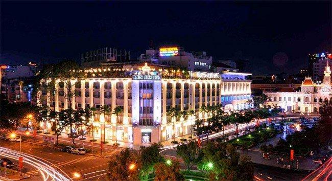 Hôtel Rex - Saigon, Vietnam