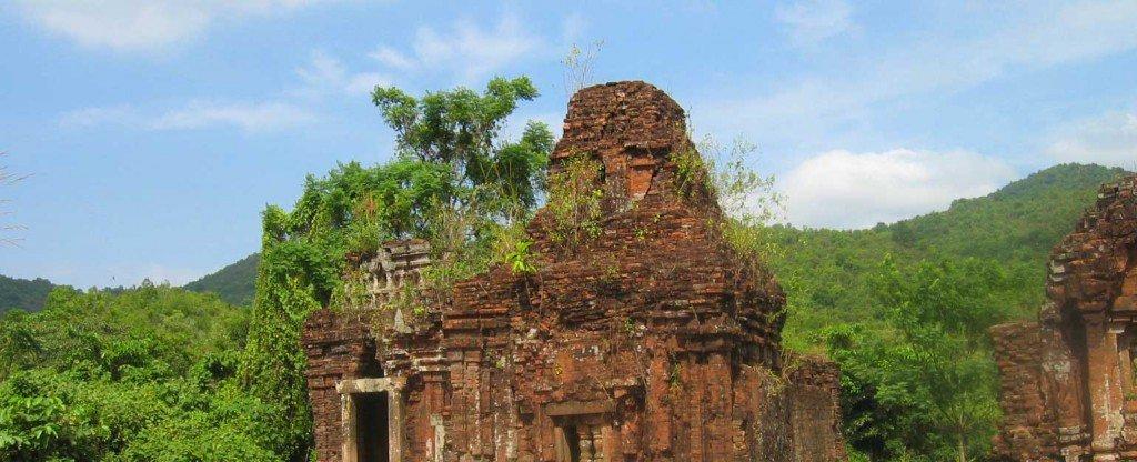 Ruines Cham, My Son - Vietnam