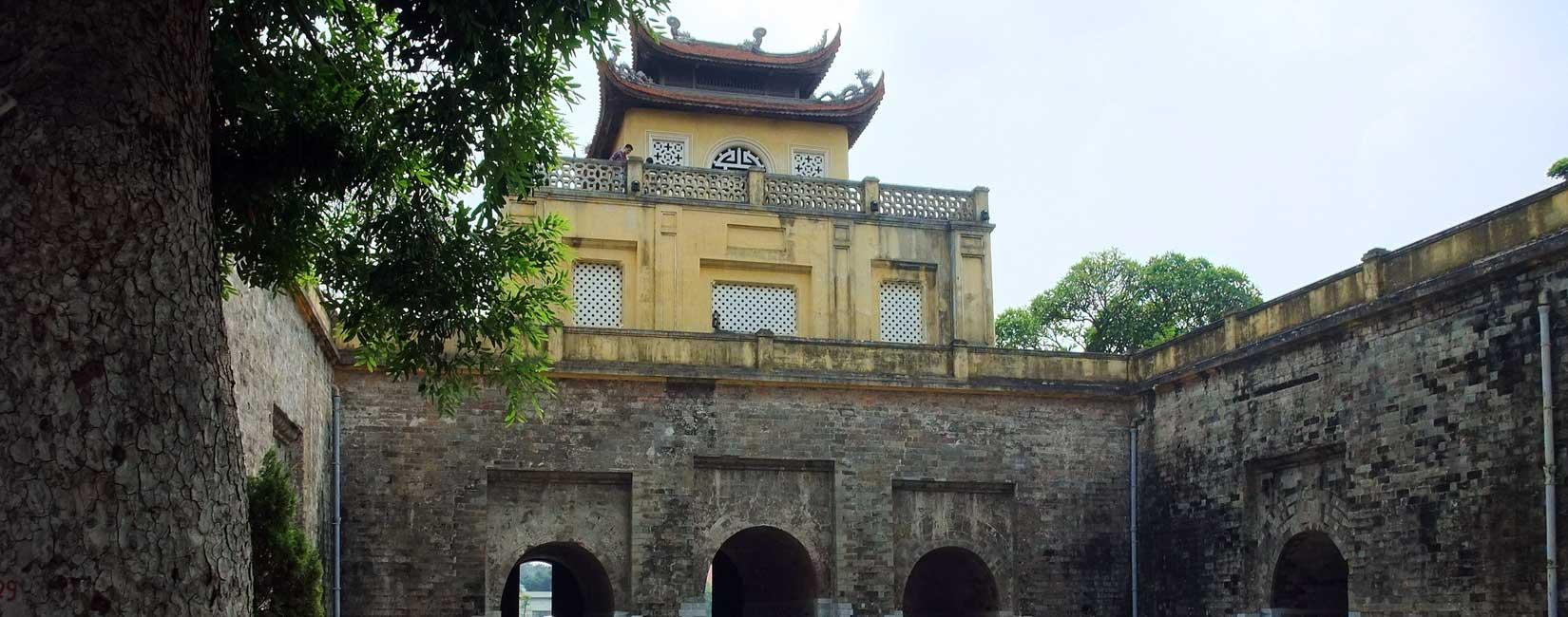 Citadelle Thang Long - Hanoi, Vietnam