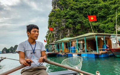 Cua Van, l'un des plus beaux villages du monde