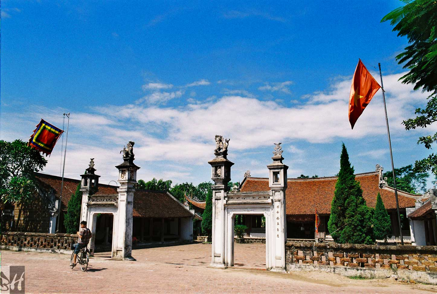 Maison communale, Đường Lâm, Vietnam