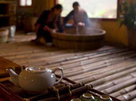 Spa, Ecolodge Panhou Village-Thong Nguyen, Vietnam