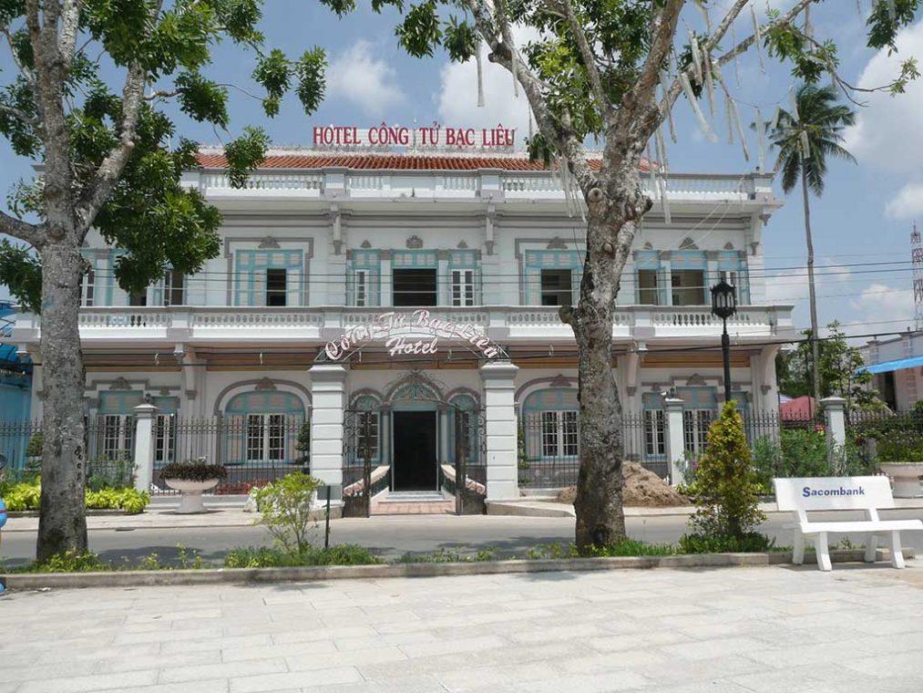 Maison du Damoiseau de Bac Liêu - Vietnam