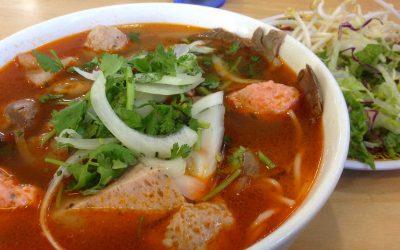 La cuisine de Hanoi