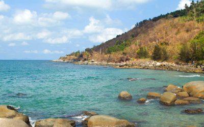 La beauté primitive de l'archipel de Nam Du
