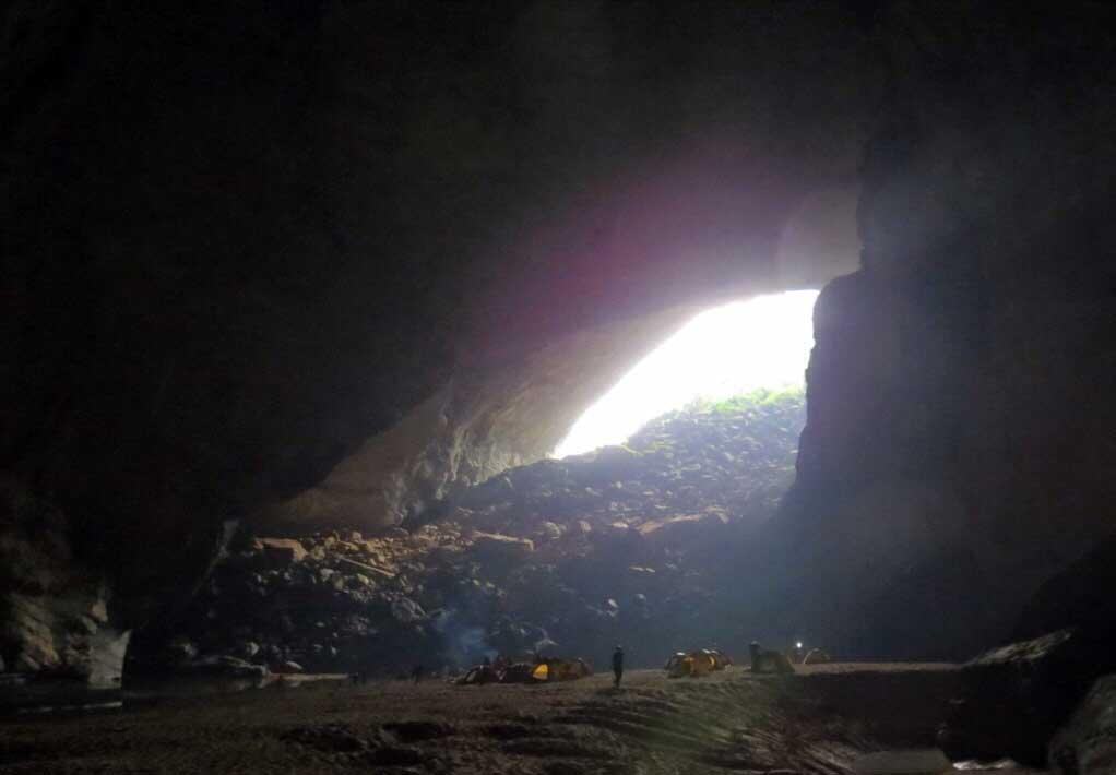Grotte Hang Son Doong, Vietnam