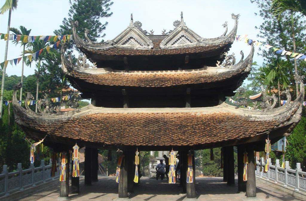 Retour à la pagode des parfums