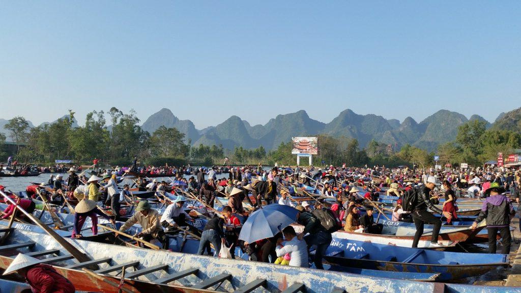 Pagode des Parfums, Vietnam