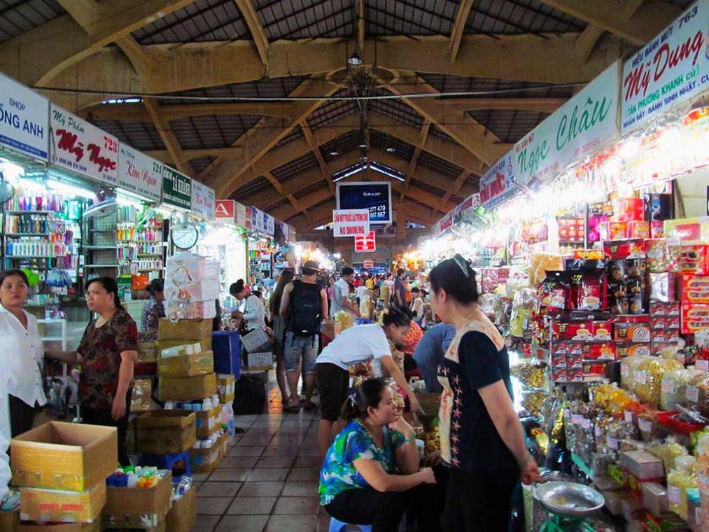 Ben Tahn market, Saigon - Vietnam