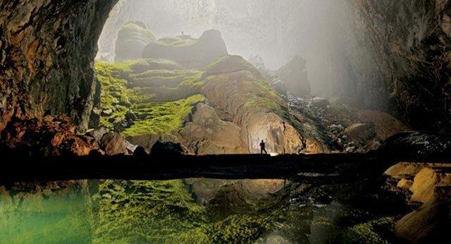 Quatre raisons pour lesquelles Son Doong est une des plus belles et attractives grottes du monde