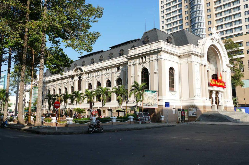 Opéra, Saigon, Vietnam