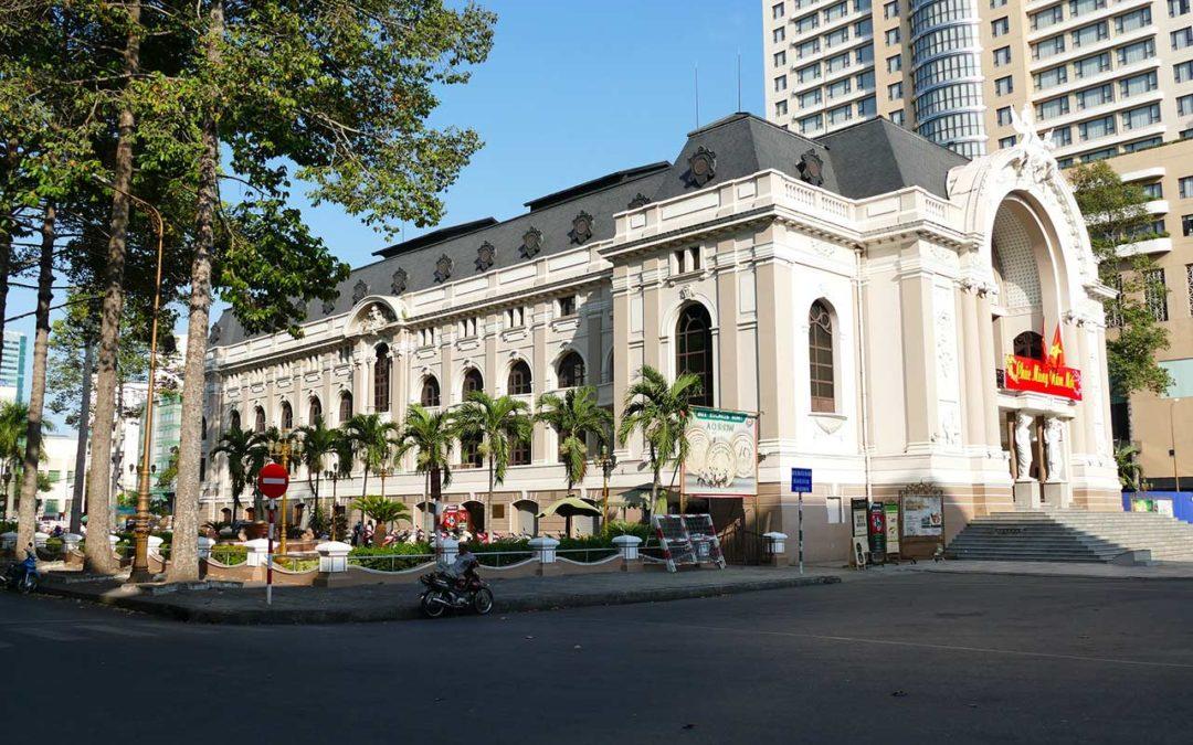 Ho Chi Minh-Ville, la française