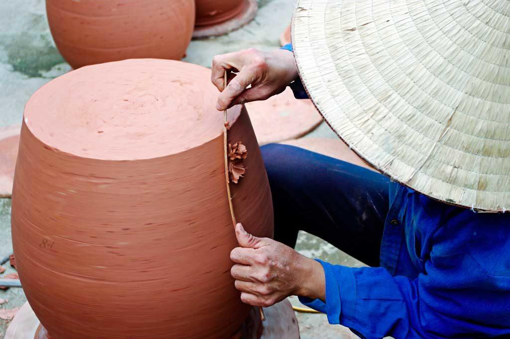 Céramique, Phù Lang, Vietnam
