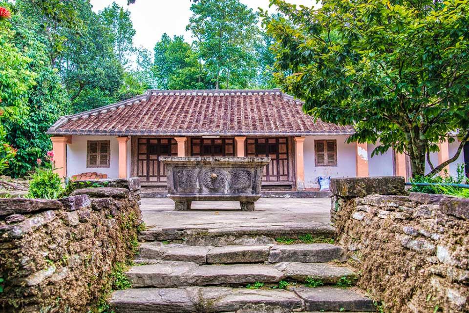 Maison traditionnelle - Lôc Yên, Quảng Nam, Vietnam