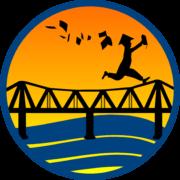 Logo School on the boat